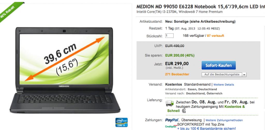 Medion MD 99050 E6228