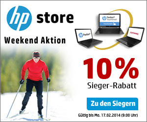 HP Weekend 10 holen Gold