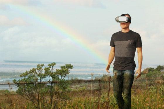 VR im Einsatz