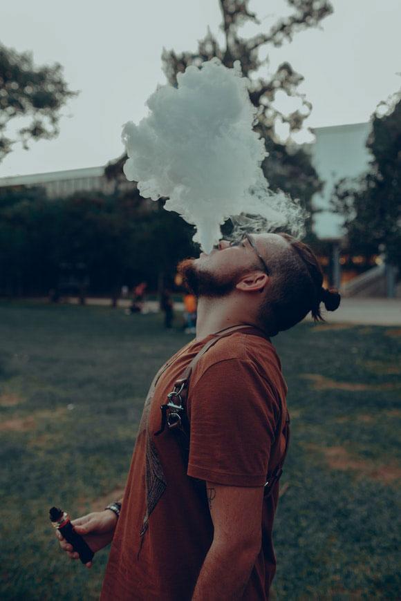 Shisha vs. E-Zigaretten
